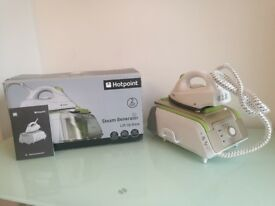 BRAND NEW - HOTPOINT Steam Generated Iron With Lift Up Base