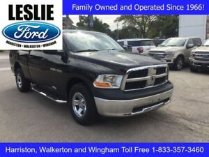 2011 Ram 1500 ST | 4X4 | One Owner | Tonneau Cover