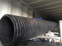 Twin wall pipe