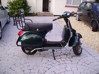 vespa px200 scooter