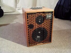 Battery Powered Amplifier Acus One for Street