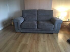 DFS 2 Seater sofa, excellent condition, per&smoke free home