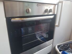 EXCELLENT CONDITION INTEGRATED FAN OVEN - HARDLY USED