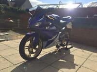Yamaha yzf 125 2012 (open to offers)