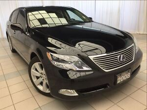 2008 Lexus LS 600h Long Wheel Base: Fully Serviced.