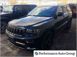 2016 Jeep Grand Cherokee Overland * High Altitude Package * Blac