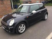Mini 1.6 automatic 2005 low miles hpi clear quick sale not corsa ford Audi bmw