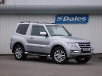 Mitsubishi Shogun Warrior 3.2 Diesel Short Wheel Base (silver) 2015