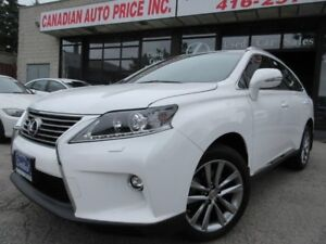 2015 Lexus RX 350 SPORTDESIGN-CAMERA-COOLD-SEATS-LOADED
