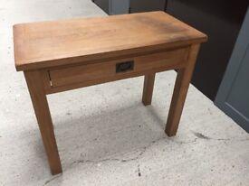 Solid Oak Dressing Table - RRP £300