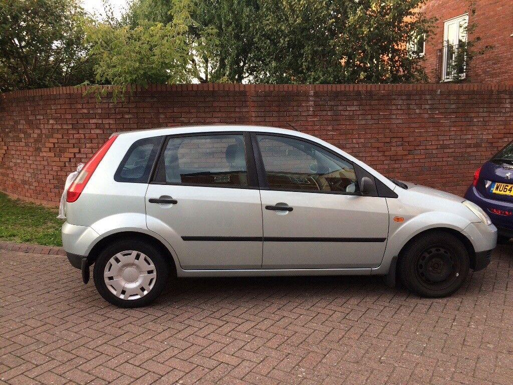 Ford Fiesta LX, petrol car, cheap run around; 2003