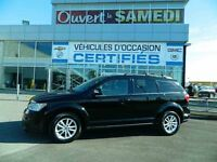 2015 Dodge Journey SXT 7 PASSAGERS + V6