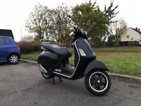 Vespa 125/300 engine mot 1550£