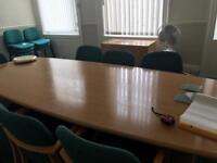 Boardroom / dining room table