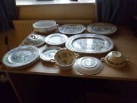 AYNSLEY ENGLAND BONE CHINA est 1775 Regd No 754522