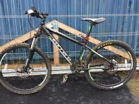 2015 Carrera Vulcan mountain bike