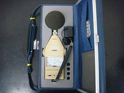 Rion Xn-12a Infrasonic Spl Meter
