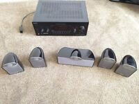 Sony Home Cinema Amp and Tannoy Speakers