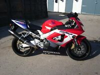 Honda CBR 900 RRY Fireblade Low miles PX and Delivery possible