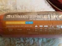 Brand new Kathmandu self inflating mat.