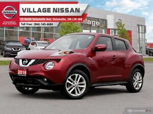 2016 Nissan Juke SL NO ACCIDENTS!