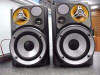 Max Sound Philips Speakers