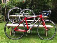 Islabike Luath 26 Road and Cyclocross Bike