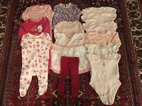 Girls' 3-6 month bundle