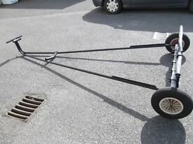 14 Foot Gavernise Boat Trailer - In Good Condition