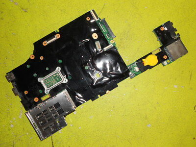 "Lenovo ThinkPad 12.5"" X220 Motherboard w/ Intel SR04G CPU 04W2124 for sale  Shipping to India"