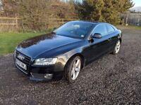 Audi A5 Quattro Sport 3.0L tdi