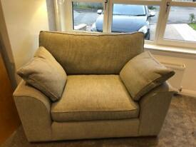 Stamford Snuggle Seat from Next