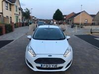 Ford Fiesta zetc 1.5 diesel reg 2013