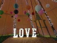 4ft LOVE LETTER LIGHTS