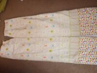 Curtains for children's bedroom