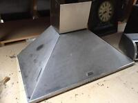Stoves 1m wide cooker hood