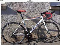 Carrera Karkinos Road bicycle men's frame size 51 cms
