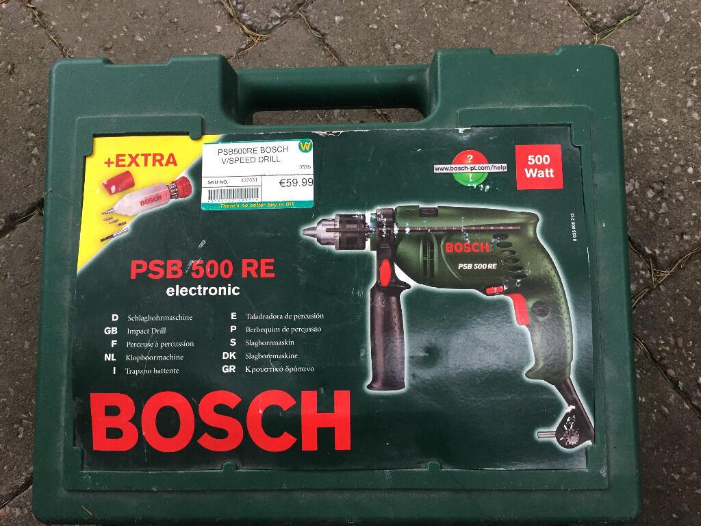 bosch psb 500 re drill | in romford, london | gumtree