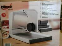 New boxed Bifinett meat slicer
