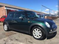2004 MINI ONE *64,000 MILES* NEW 12 MONTH MOT *NEW CLUTCH* SERVICE HISTORY cooper
