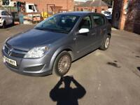 VAUXHALL ASTRA 1.7 CDTI 09 PLATE