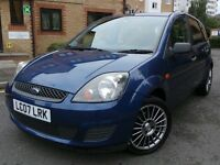 Ford Fiesta 1.25 Style Climate 5dr£1,595 p/x welcome 3 MONTHS WARRANTY