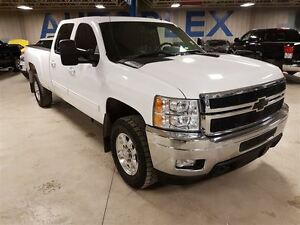 2013 Chevrolet SILVERADO 3500HD LT, Diesel, 4x4, Long Box, Bluet