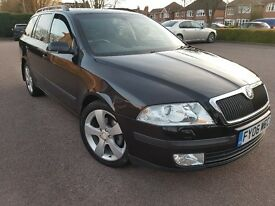 Skoda Octavia 1.9 TDI PD Laurin & Klement DSG 5dr - FULL SERVICE HISTORY WITH RECENT CAMBELT CHANGE!