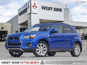 2015 Mitsubishi RVR SE Limited-Accident Free-One Owner-4WD-2.0L-