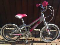 Cuda Blox Girls Bicycle 16