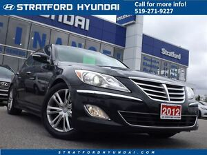 2012 Hyundai Genesis 3.8 Premium | NO ACCIDENTS | NAVI | LOW KM