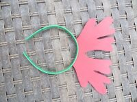 Childs Novelty Christmas Reindeer Antlers head band