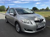 Toyota Auris 2008 MOT June 2019 LOW MILES