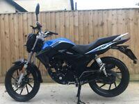 Lexmoto 125cc cg ybr rkv en cbf sr 2015